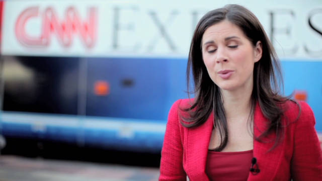 Erin Burnett on National Security Debate