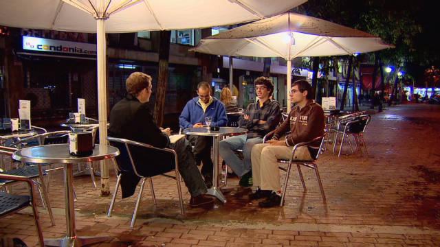 Weak job market in Spain