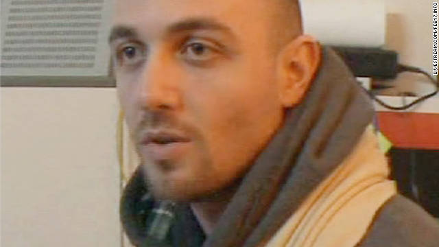 "Mohammed ""Mo"" Nabbous started a livestream online that captured the Libyan regime's crackdown on protesters."