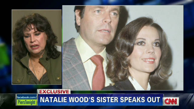 Wood's sister: It's not about money