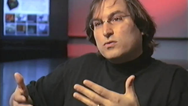 """Steve Jobs: The Lost Interview"" contains a never-before-aired 1995 interview with the Apple co-founder."