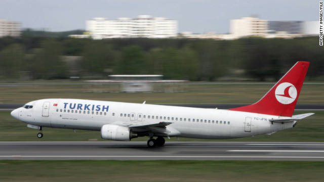 Turkish Airlines is a key link for commercial travel in and out of Iraq, but Iraq has banned Turkish flights over an economic dispute.