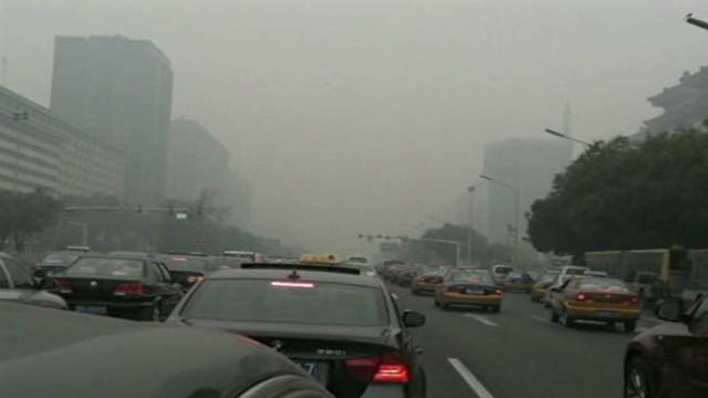Reality check on Beijing's pollution