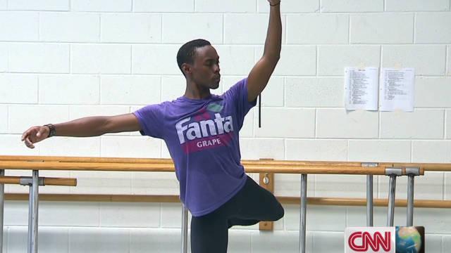 South Africa's ballet sensation
