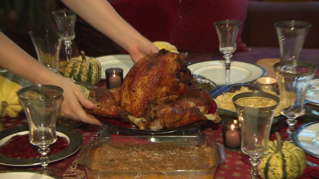 Keeping food safe during the holidays
