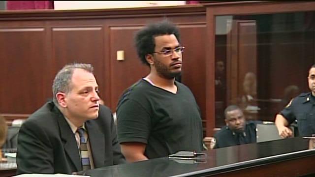 Terror suspect arraignment