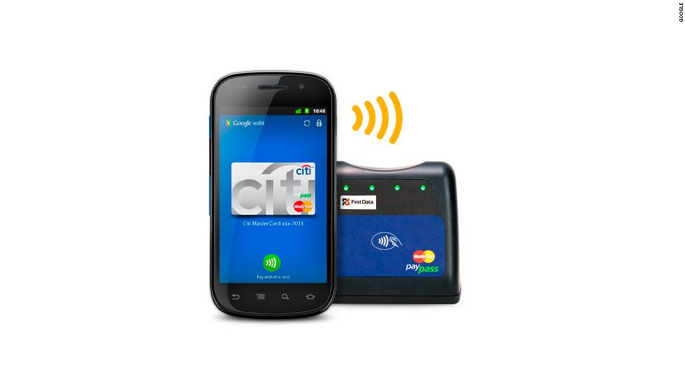 "Google launched its ""Wallet"" mobile payment in 2011. It can store all your credit cards and gift cards on your phone."