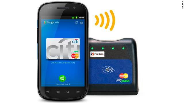 Google Wallet's payments only work for Sprint Nexus S users who also have a Citibank Mastercard or a Google prepaid card.
