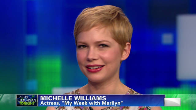 Michelle Williams on playing Marilyn
