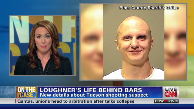 2011: Tucson shooter's life behind bars