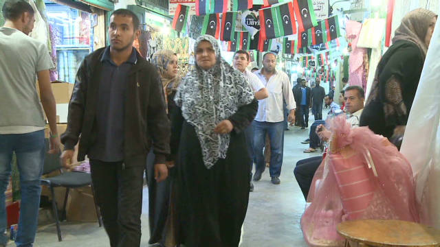 Life returning to normal in Libya