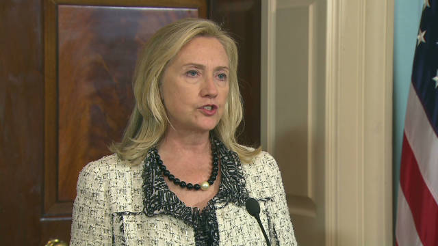 Clinton, Geithner on Iranian sanctions