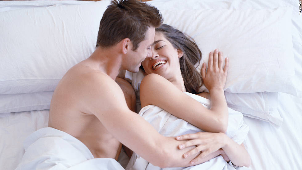 Most Romantic Bedroom Kisses are you 'normal' in bed? - cnn