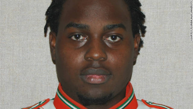 Florida A&M University drum major Robert Champion, 26, became ill and died Saturday night.
