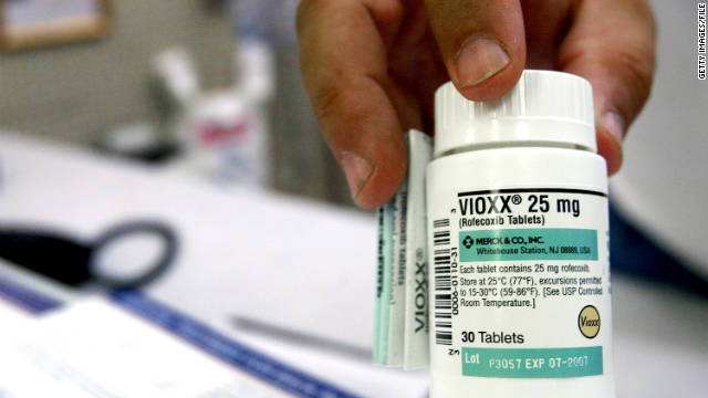 Merck to pay $950 million for illegal marketing of Vioxx
