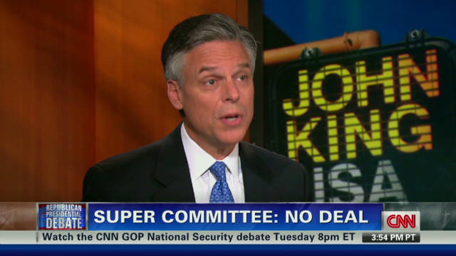 Huntsman: This is a time for leadership