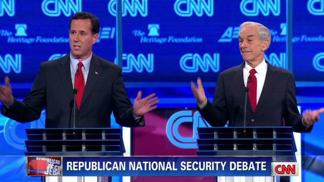 Santorum: Profiling necessary