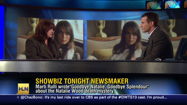 Natalie Wood Newsmaker!