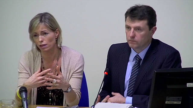 Madeleine McCann's mom felt 'violated'