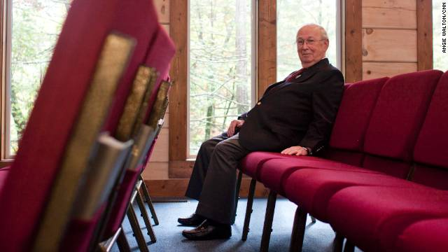 The Rev. Fred Craddock's stories revolutionized preaching, but few know about the pain behind them.