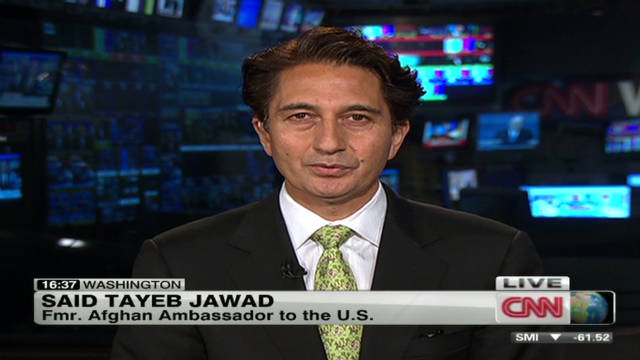 Jawad: Afghan system failed rape victim