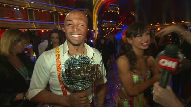 Who won on 'Dancing with the Stars'?