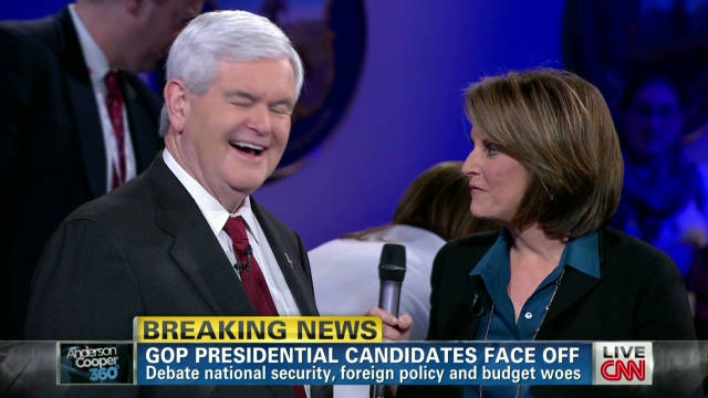 Newt Gingrich defends immigration stance