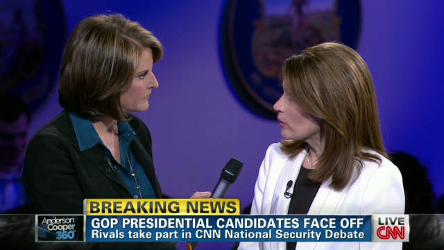 Bachmann: Pakistan 'imperfect partner'