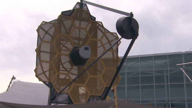 Telescope price tag is astronomical