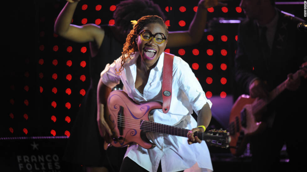 Nigerian singer, Asa, is the latest African musician to hit it big with audiences in her home continent and beyond. The 29-year-old artist has a growing following in Europe and North America and has opened shows for pop royalty such as Beyonce and Snoop Dogg.
