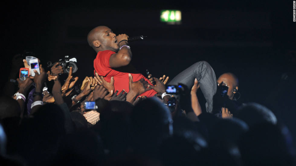 Another of Nigeria's most popular contemporary musicians. 2Face Idibia found global fame with his hit single, African Queen, in 2006. He has since been recognized with international music awards from MOBO and MTV.