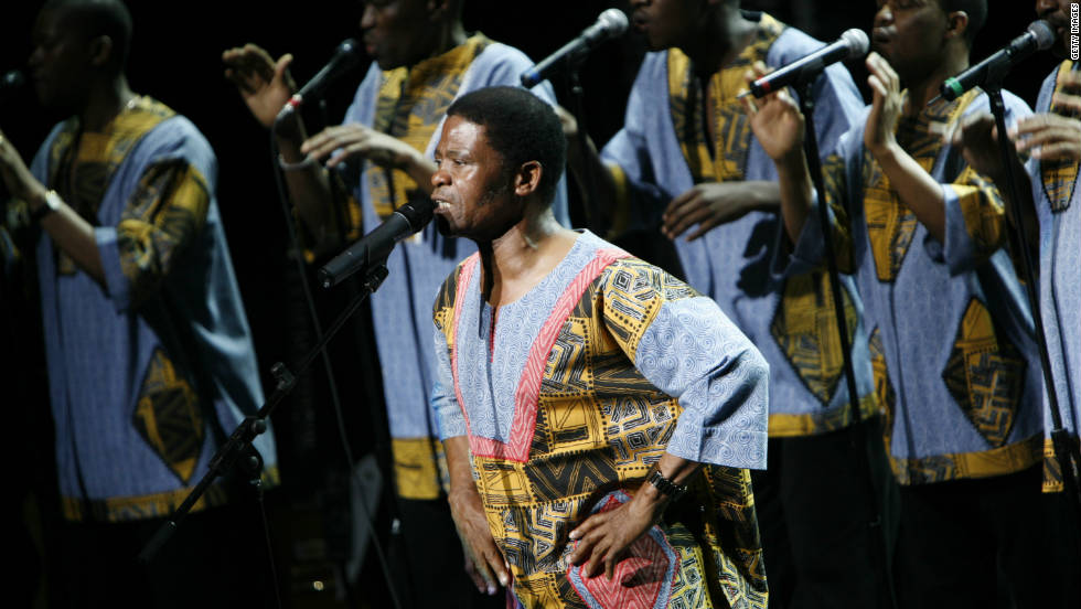 "Ladysmith Black Mambazo sprung to global fame after collaborating with Paul Simon on his multi award-winning album, ""Graceland."" The South African choral group have since achieved musical recognition in their own right, selling millions of records worldwide."