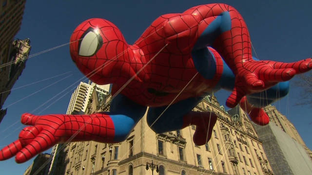Macy's Thanksgiving parade