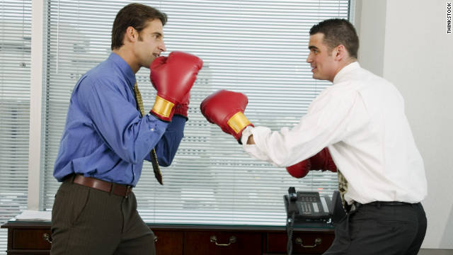 Schadenfreude alert: Envy at work decreases empathy in your brain