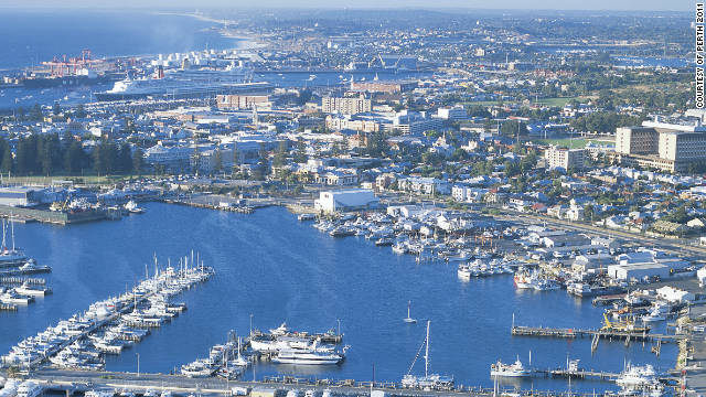 Fremantle: the heartland of WA's maritime history