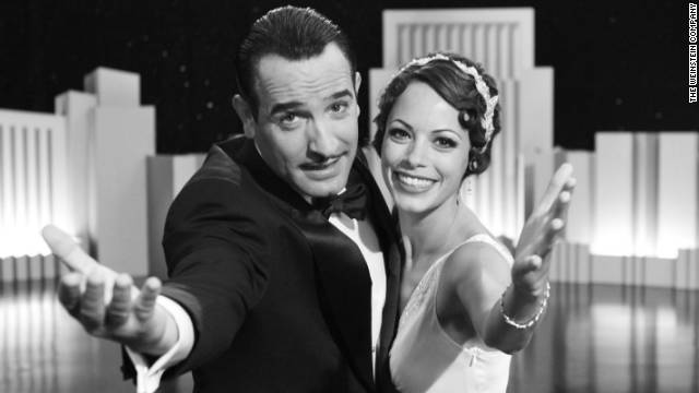 """The Artist,"" starring Jean Dujardin and Bérénice Bejo, has distilled cinema to something it so rarely achieves: pure joy in art."