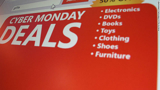 The end of 'Cyber Monday'?