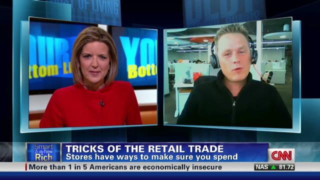 Tricks of the retail trade