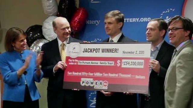 $254.2 million Powerball winners