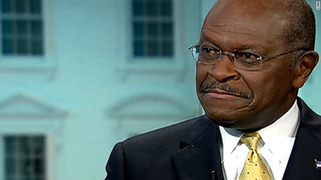 Cain: 'I didn't do anything wrong'