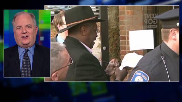Frank Rich on Herman Cain affair story