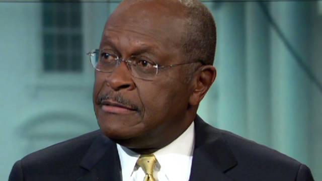 Cain: I'm not quitting campaign
