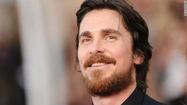 Christian Bale arrives to the 2011 Screen Actor's Guild awards in Los Angeles on January 30, 2011