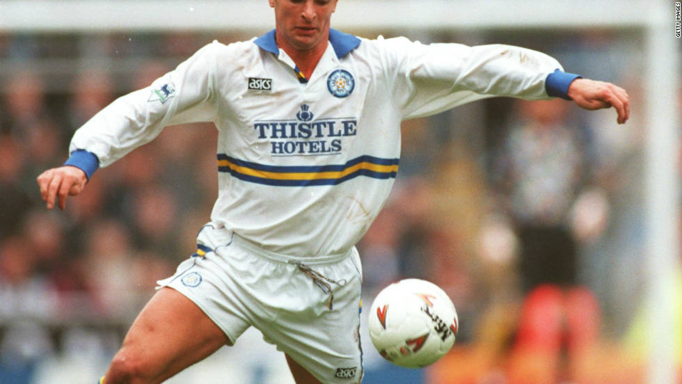 Gary Speed started his career at Leeds United, where he was part of the team which won the English First Division in 1992.