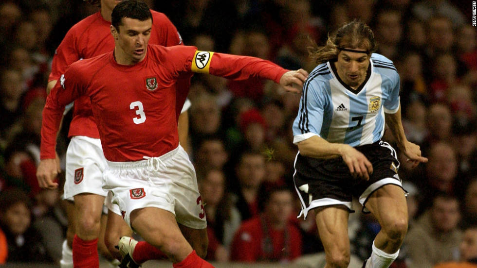 Speed remains Wales' most capped outfield player. He represented his country 85 times over a 14-year period but never reached a major tournament.