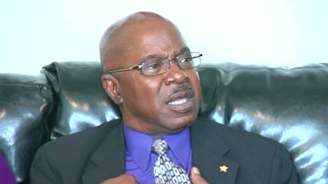 Julian White, Florida A&M University's director of bands, has been placed on leave but not fired.