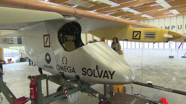 Can solar power fuel future flight?