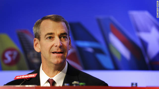 U.S. airline makes 'difficult decision'