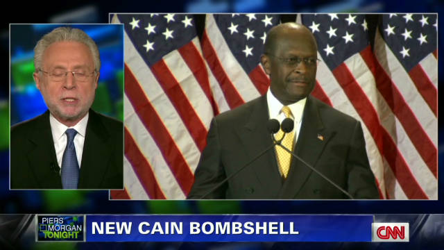 Blitzer cain affair allegations_00004814