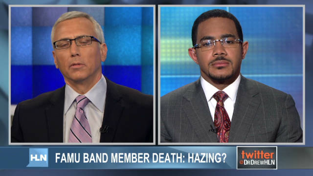 Culture of hazing at Florida A&M?